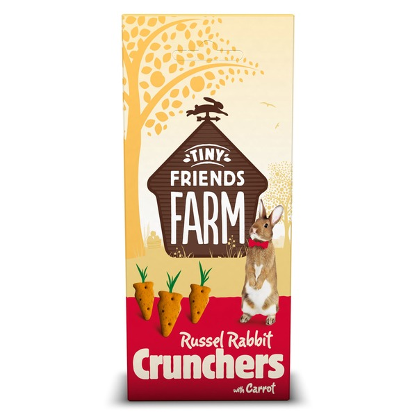 Supreme Pet Food Supreme Tiny Friends Farm Crunchers Rabbit Treats
