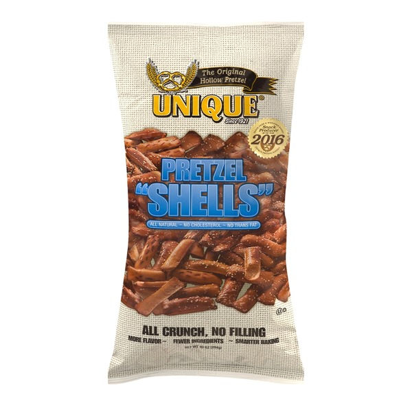 Unique Pretzel Shells Original