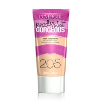 COVERGIRL Ready, Set Gorgeous Liquid Makeup Foundation, Natural Beige