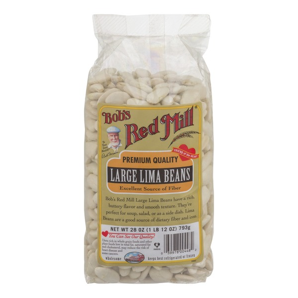 Bob's Red Mill Large Lima Beans