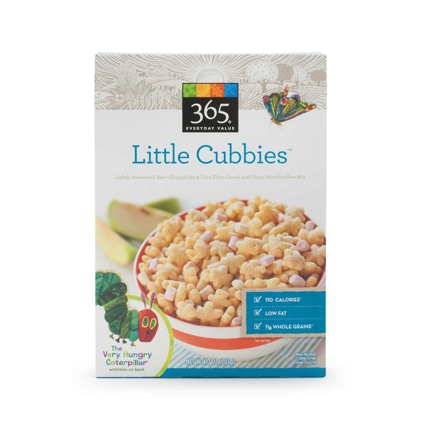 365 Little Cubbies Cereal