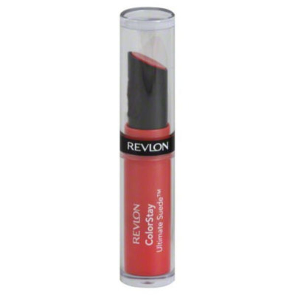 Revlon Color Stay Ultimate Suede Lipstick Finale