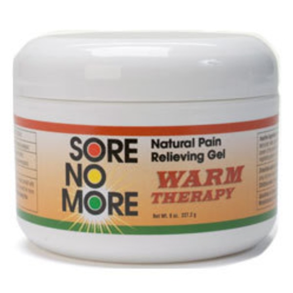 Sore No More Warm Therapy Jar