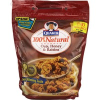 Natural Granola Simply Granola Oats Honey Raisins & Almonds Cereal