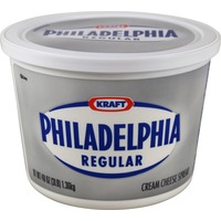 Kraft Philadelphia Regular Cream Cheese Spread