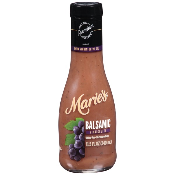 Marie's All Natural Balsamic Vinaigrette Dressing & Marinade