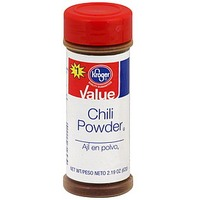 Kroger Value Chili Powder