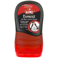 Kiwi Express No Buff Cream Black Shoe Polish