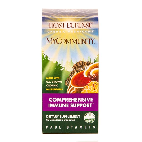 Host Defense MyCommunity Fungi Comprehensive Immune Support