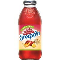 Snapple Fruit Punch Juice Drink