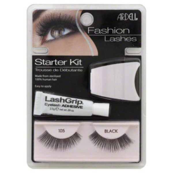 Ardell Fashion Lashes Starter Kit - Glamour Lashes 105
