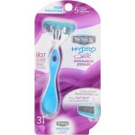 Schick Hydro Silk Women's Disposable Razor - 3 Count