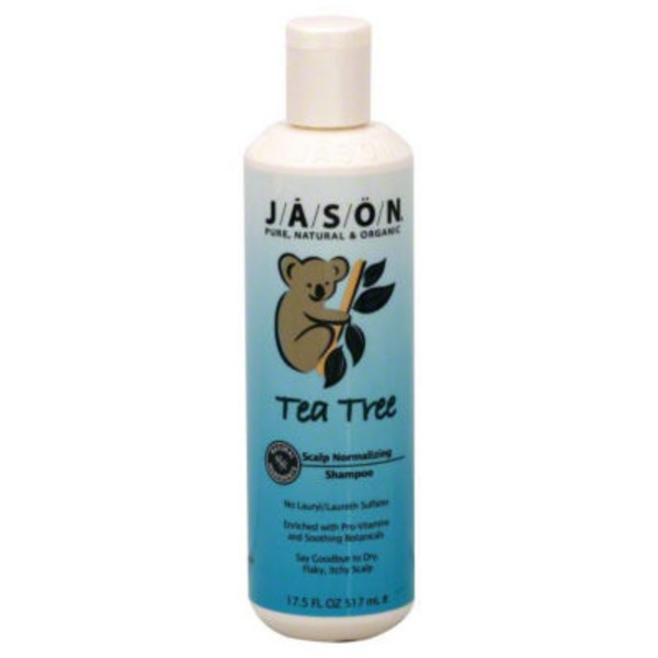 Jason Treatment Shampoo Normalizing Tea Tree