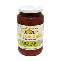 Yellow Barn Biodynamic Puttanesca Sauce