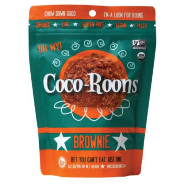 Coco-Roons Brownie