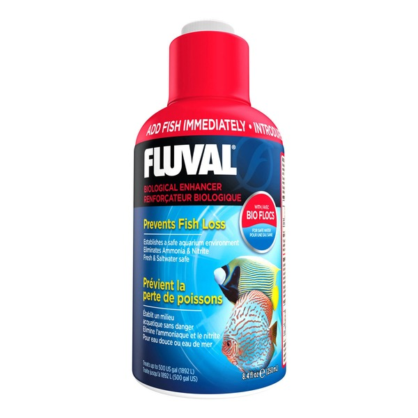 Fluval Biological Enhancer 8.4 Fl. Oz.