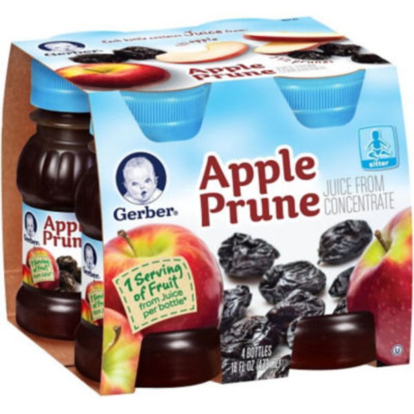 Gerber Apple Prune Juice