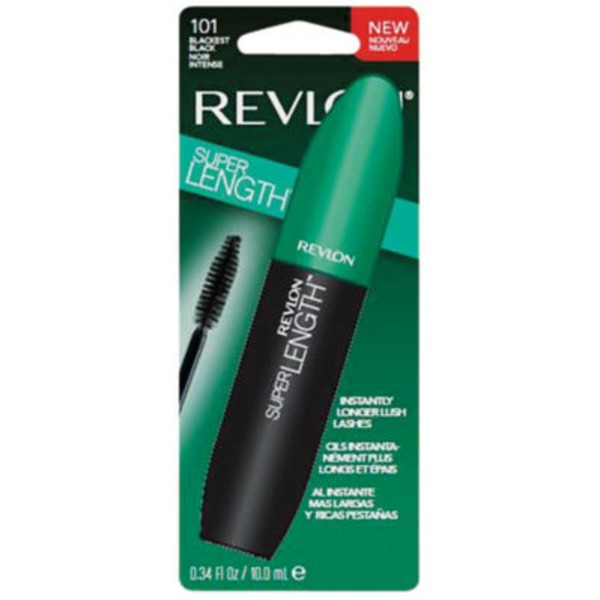 Revlon Super Length Mascara 101 Blackest Black