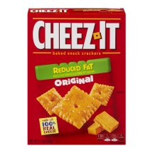Cheez-It Baked Snack Crackers Original Reduced Fat, 11.5 OZ