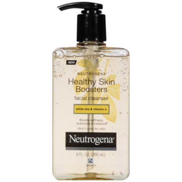 Neutrogena® Facial Cleanser Healthy Skin® Boosters