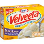 Kraft Velveeta Shells & Cheese Queso Blanco, 12 OZ (340g)