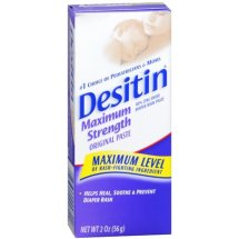 Desitin Ointment Original, 2 Ounce