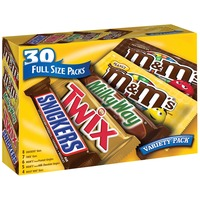 Mars Candy Bar Variety Pack