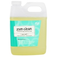 Zum Clean Laundry Soap, Aromatherapy, HE, Sea Salt