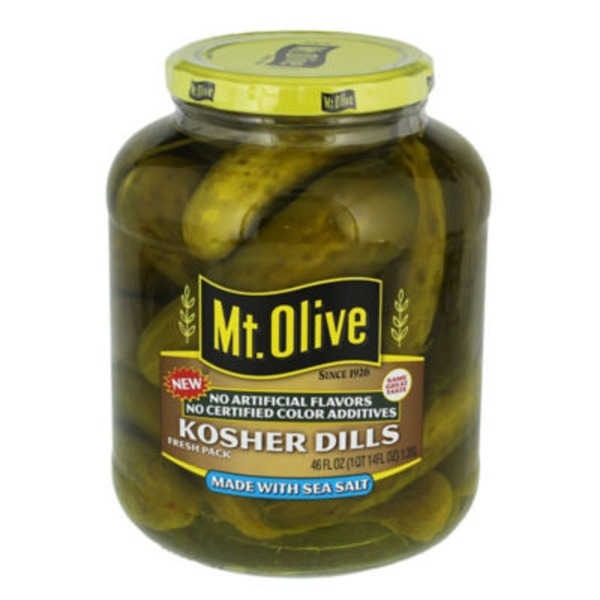 Mt. Olive Kosher Dills Pickles