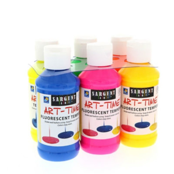 Sargent Art Fluorescent Paint
