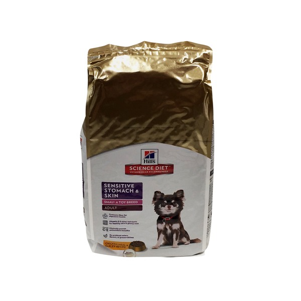Hill's Science Diet Sensitive Stomach & Skin Chicken Meal & Barley Recipe Adult Dogs