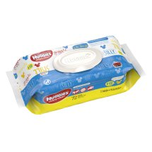 Huggies Simply Clean Fresh Scented Wipes - 72 CT