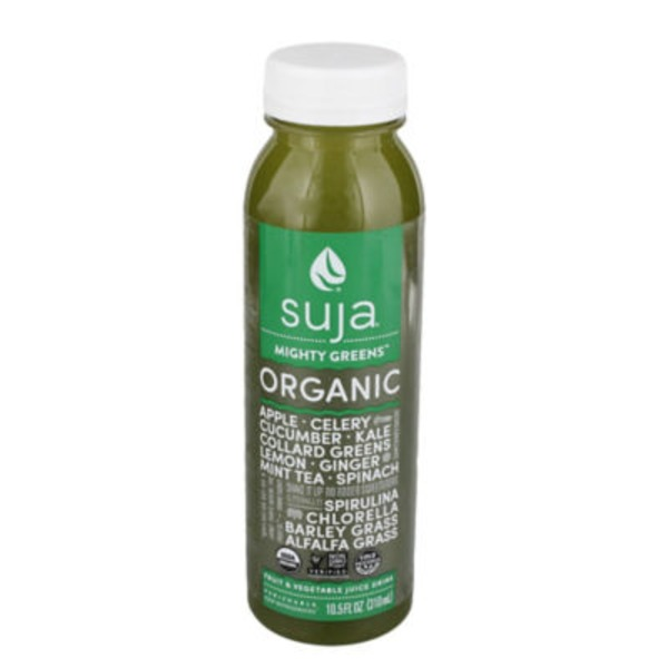 Suja Organic Mighty Greens Fruit & Vegetable Juice