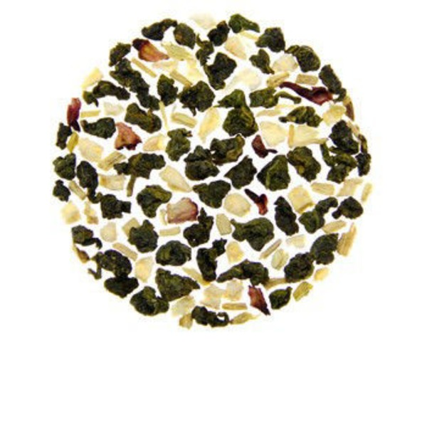 Rishi Tea Peach Oolong Tea