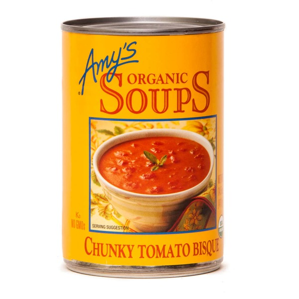 Amy's Kitchen Organic Chunky Tomato Bisque Soup