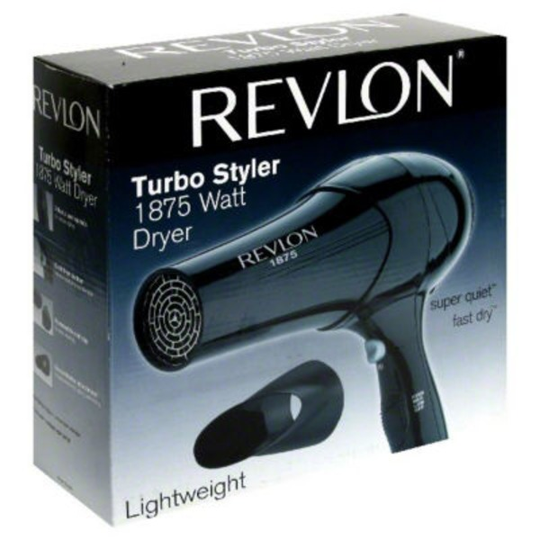 Revlon Turbo Styler 1875 Watt Hair Dryer