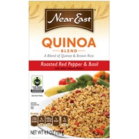 Near East Roasted Red Pepper & Basil  Quinoa & Brown Rice Blend