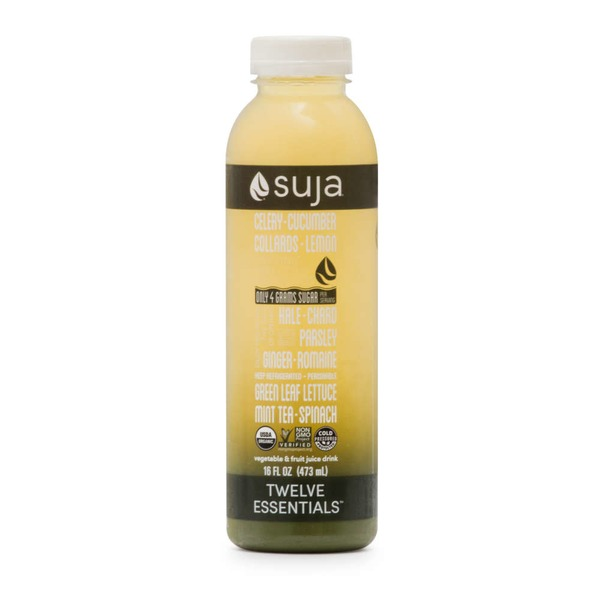 Suja Organic Celery-Cucumber Collards-Lemon Juice