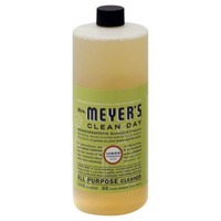 Mrs. Meyer's Clean Day Lemon Verbena Concentrate Multi-Surface Cleaner