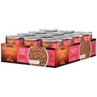 Purina Pro Plan Savor Adult Cat Food Salmon & Rice Entree in Sauce