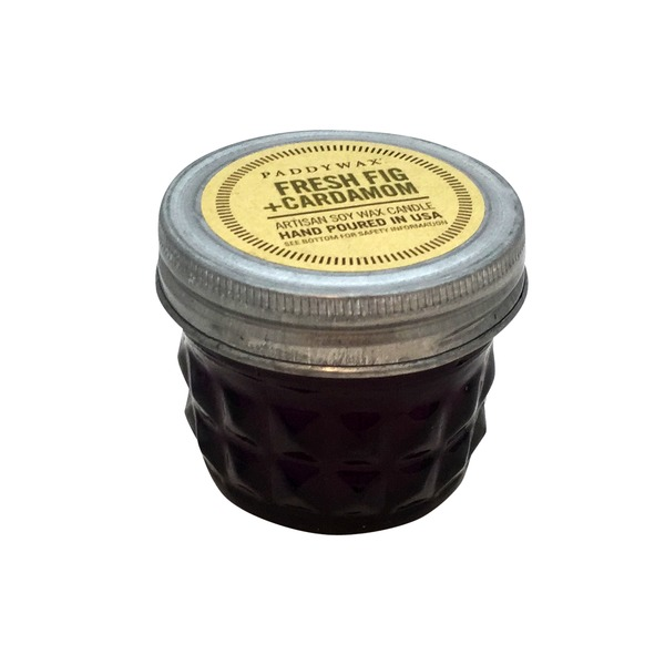 Paddywax Fresh Fig And Cardamom Soy Wax Candle