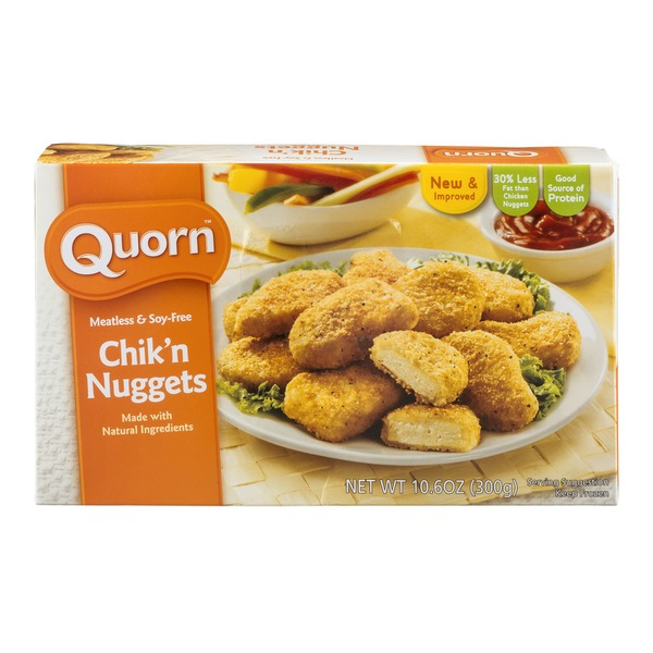 Quorn Meatless & Soy-Free Chik'n Nuggets