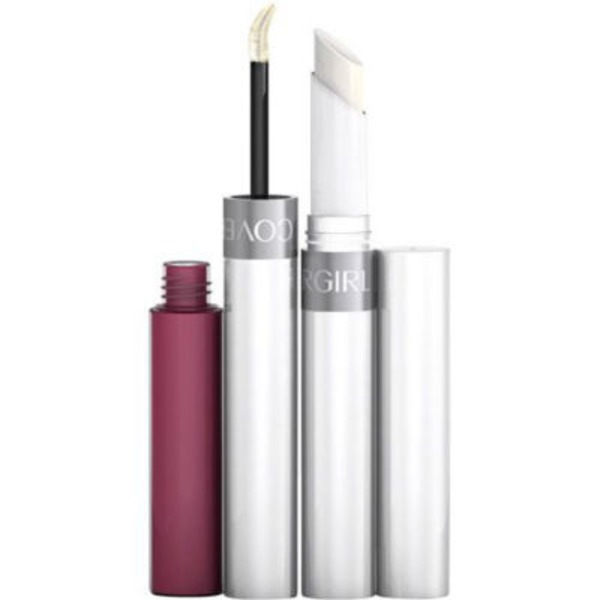 CoverGirl Outlast COVERGIRL Outlast All-Day Moisturizing Lip Color, Ultra Violet .13 oz (4.2 g) Female Cosmetics