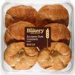 The Bakery at Walmart European Style Croissants, 6 ct, 12 oz