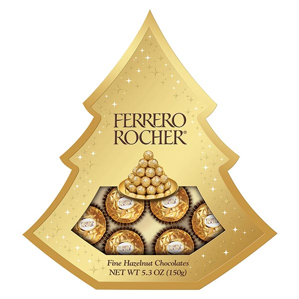 Ferrero Collection Tree Fine Assorted Confections