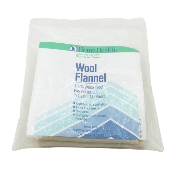 Home Health Small Wool Flannel