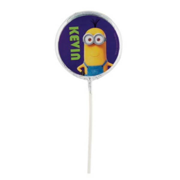 Treat Street Minions Chocolate Lollies