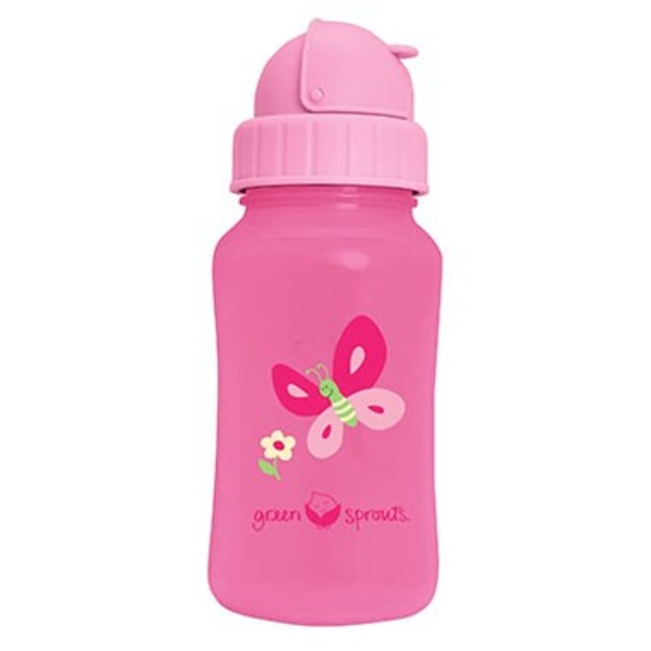 Green Sprouts by iPlay Aqua Bottle Pink 10 oz