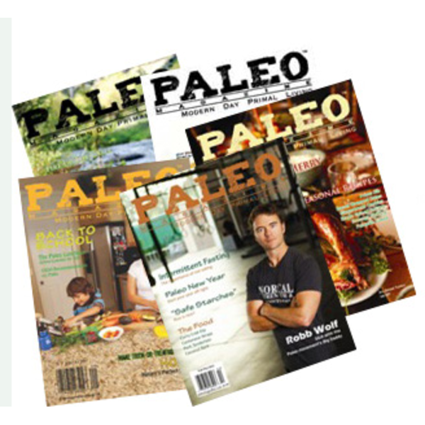 OneSource Paleo Magazine