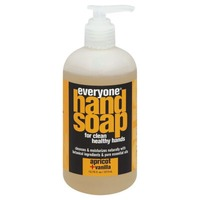 Everyone Apricot + Vanilla Hand Soap